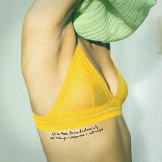 frases de natalia lafourcade que querran tatuarse quienes se han enamorado hasta la raiz 6