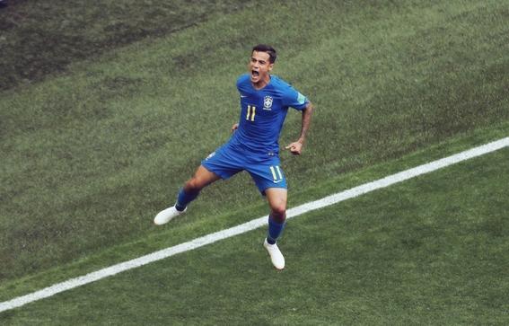 brasil rescata agonico triunfo y elimina a costa rica del mundial 1