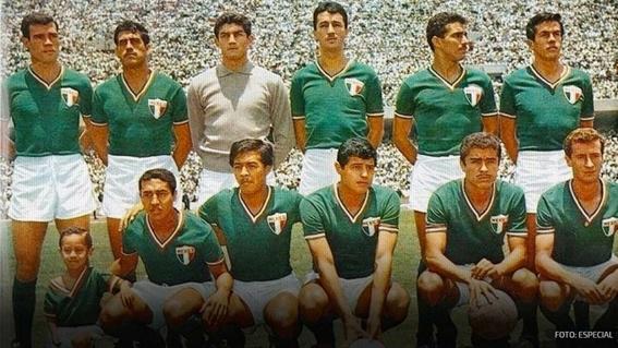 evolucion de los uniformes de mexico en los mundiales 3