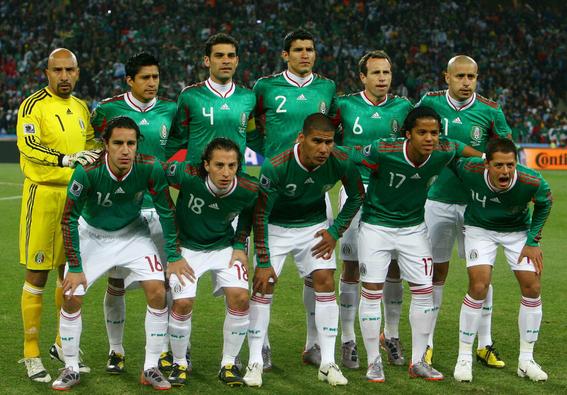 evolucion de los uniformes de mexico en los mundiales 12