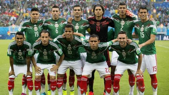 evolucion de los uniformes de mexico en los mundiales 13