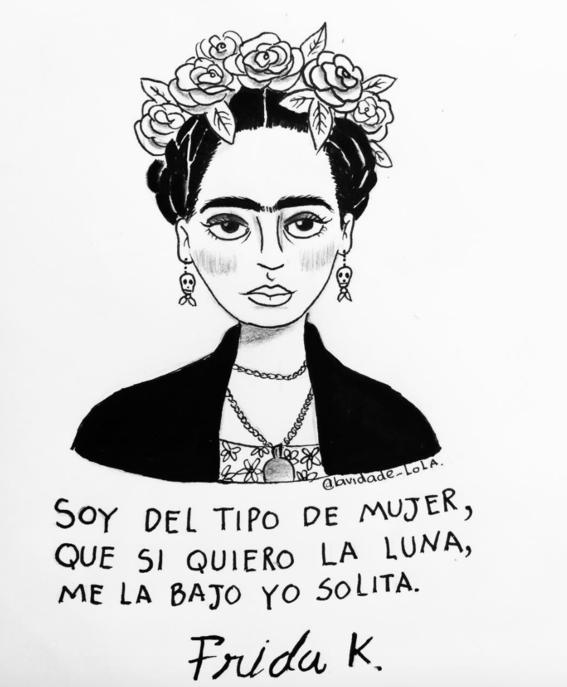ilustraciones de lola sobre mujeres que ya no creen en el amor 11