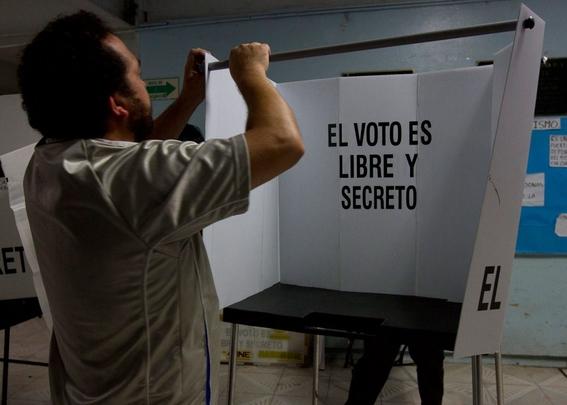 las casillas especiales en las elecciones 1