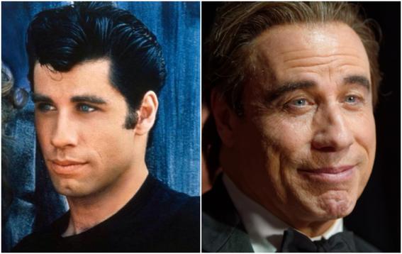 fotografias del antes y despues de los actores mas sensuales de los que nos enamoramos 3