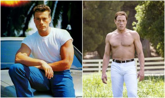fotografias del antes y despues de los actores mas sensuales de los que nos enamoramos 4