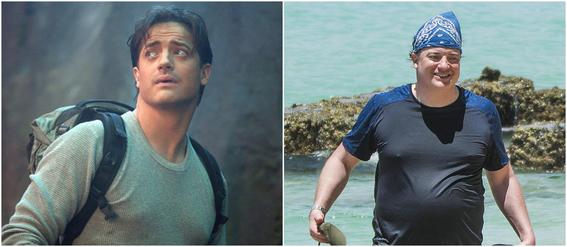 fotografias del antes y despues de los actores mas sensuales de los que nos enamoramos 7