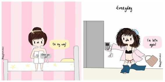 situaciones que las mujeres pasan todos los dias 4