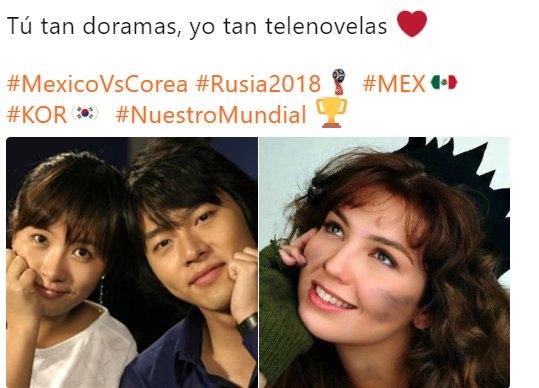 memes del juego entre mexico y corea del sur 3