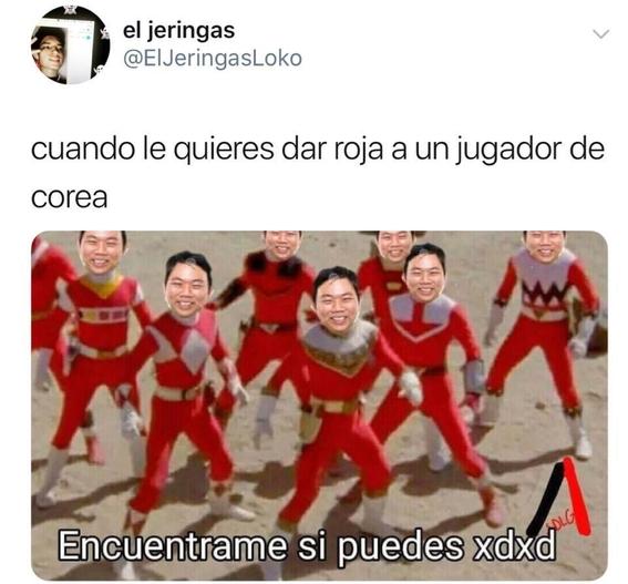 memes del juego entre mexico y corea del sur 7