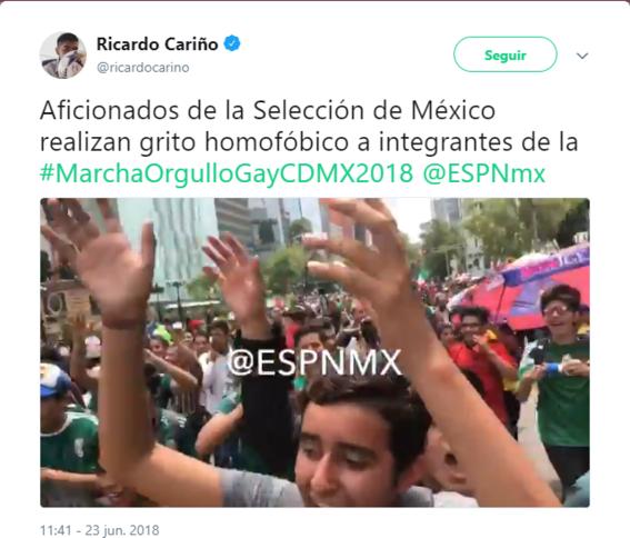 comportamiento del mexicano en el mundial rusia 2018 2
