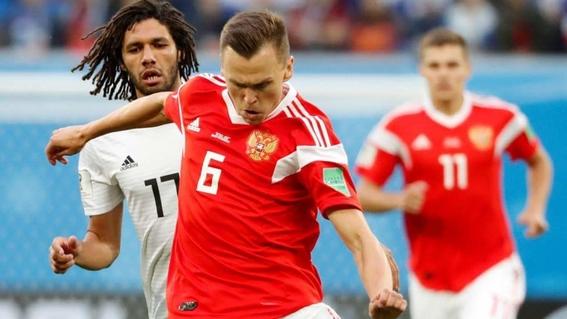 espana se enfrentara a rusia en octavos de final en el mundial 1