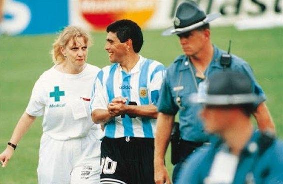 los escandalos de argentina en los mundiales 3