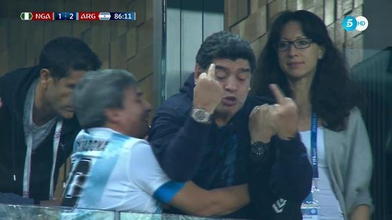 argentina gana a nigeria y esta en cuartos de final del mundial en rusia 3