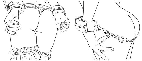 ilustraciones sin censura de los suenos eroticos que tiene una mujer real 12
