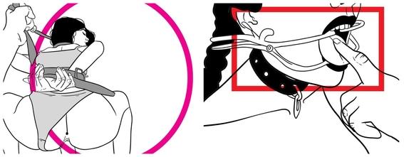 ilustraciones sin censura de los suenos eroticos que tiene una mujer real 13