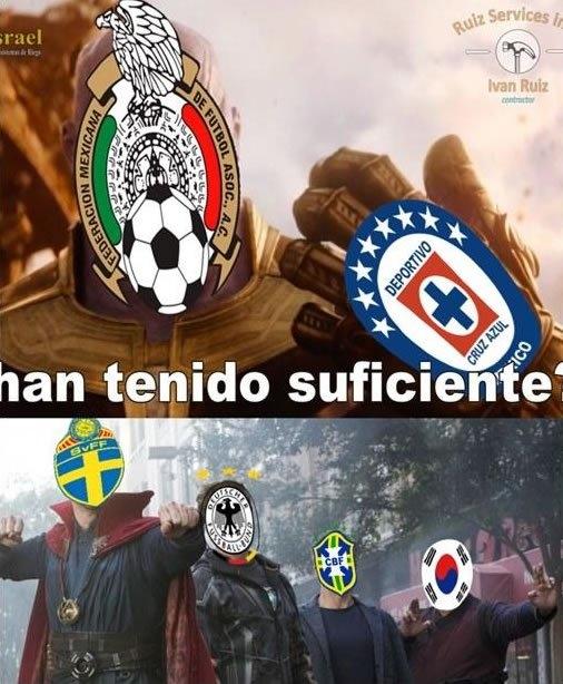 memes del juego de mexico vs suecia 3