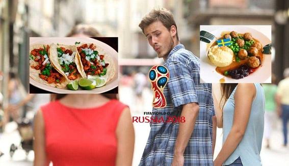 memes del juego de mexico vs suecia 11
