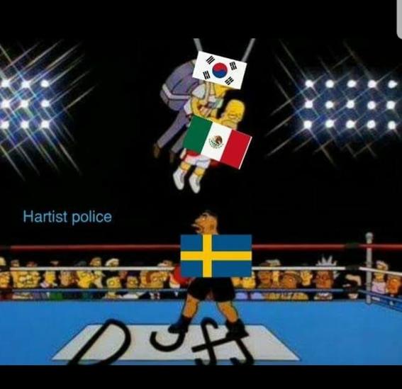 memes del juego de mexico vs suecia 23