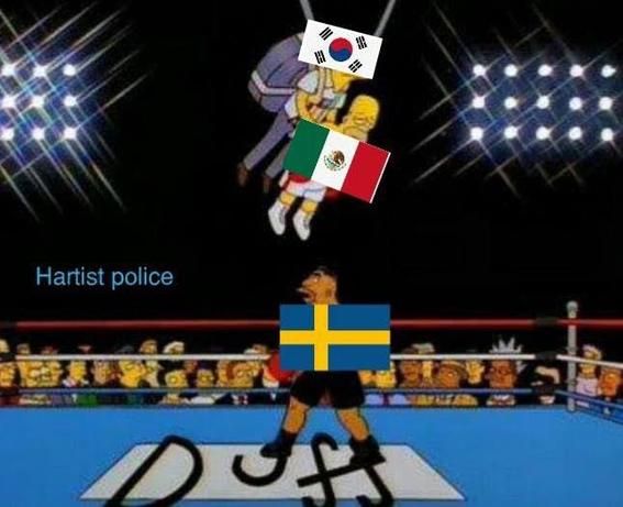 memes agradeciendo el triunfo de corea del sur 3