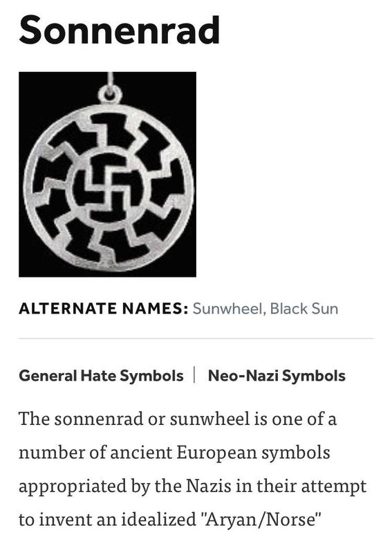 shakira promocino simbolo nazi en su tour el dorado 2