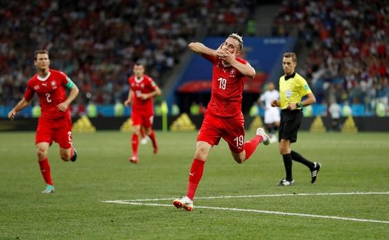 suecia vs suiza duelo octavos de final mundial 1