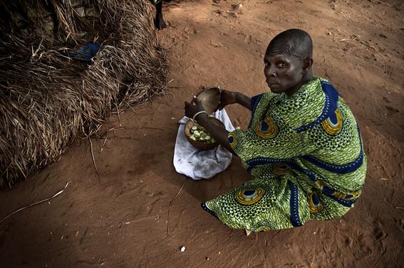 fotografias para ver de cerca un verdadero ritual vudu en africa 18