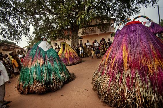 fotografias para ver de cerca un verdadero ritual vudu en africa 23