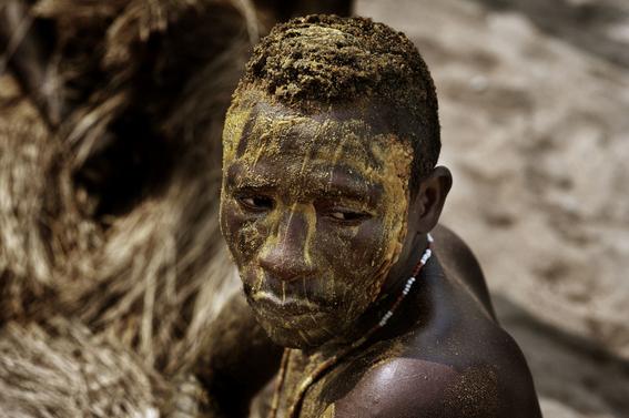 fotografias para ver de cerca un verdadero ritual vudu en africa 34