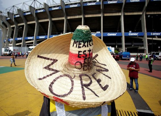 amlofest cierre de campana de amlo en el estadio azteca 1