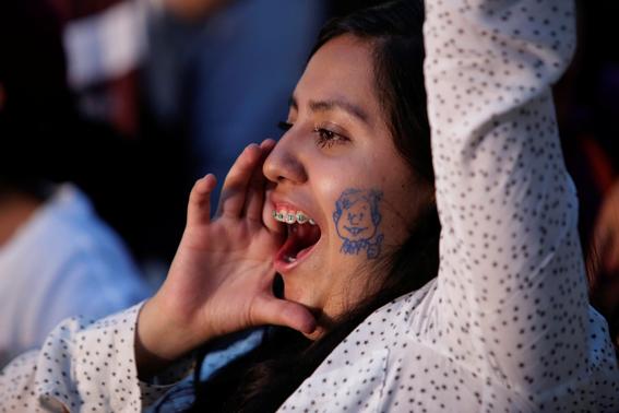 amlofest cierre de campana de amlo en el estadio azteca 6