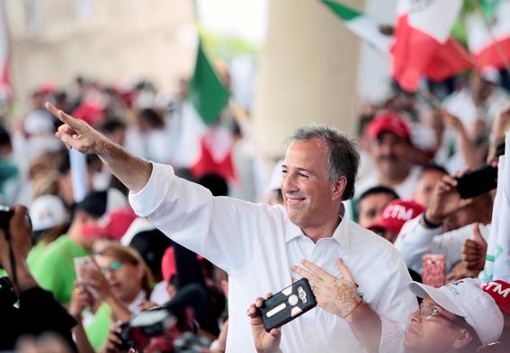 cierre de campana candidatos presidencia de mexico 1
