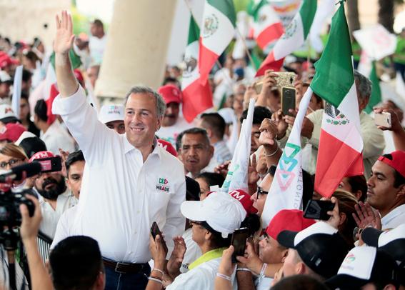 cierre de campana candidatos presidencia de mexico 2