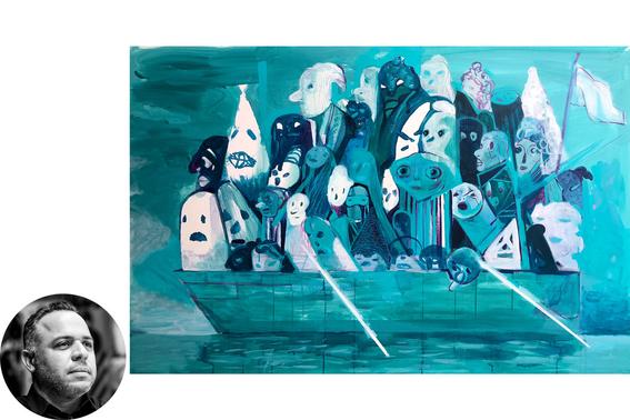 miradas artisticas sobre la inmigracion 5