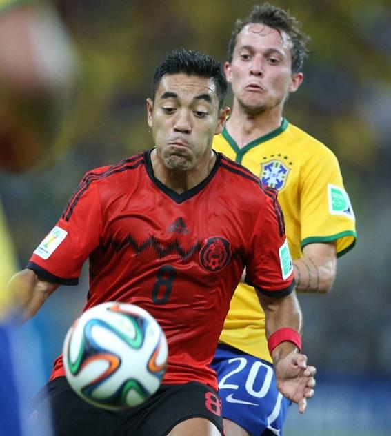 antecedentes de mexico vs brasil 1
