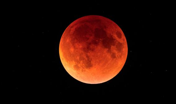 eclipse lunar de julio 2018 1