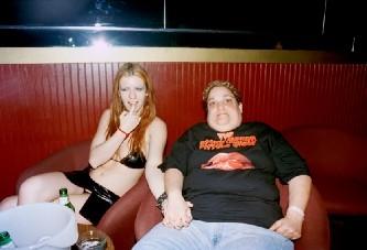 fotografias de juliana beasley sobre como sobrevivir en un club de striptease 11