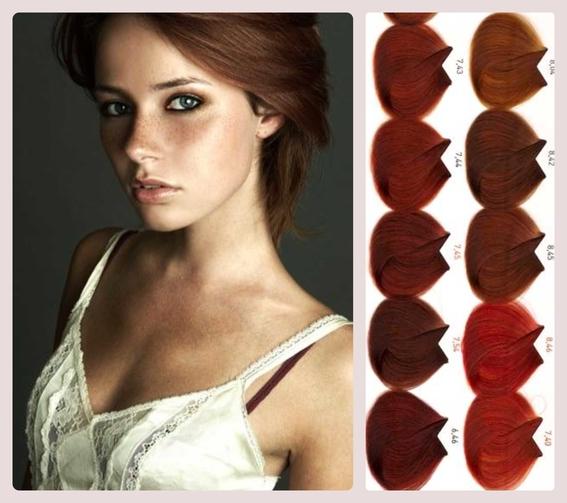 conoce que color de cabello debes usar segun tu tono de piel 3