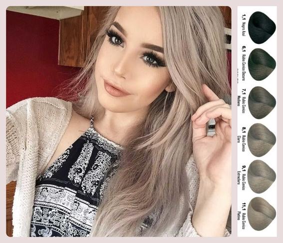 conoce que color de cabello debes usar segun tu tono de piel 5