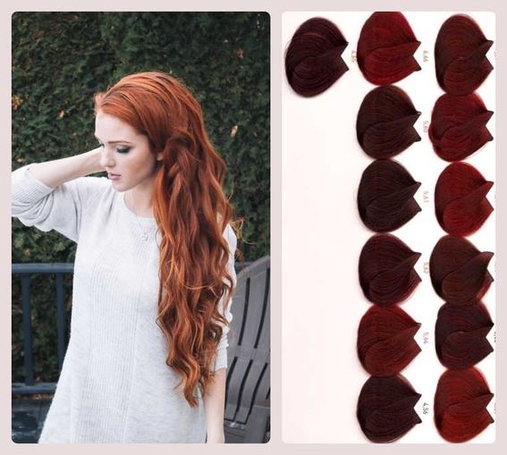 conoce que color de cabello debes usar segun tu tono de piel 7