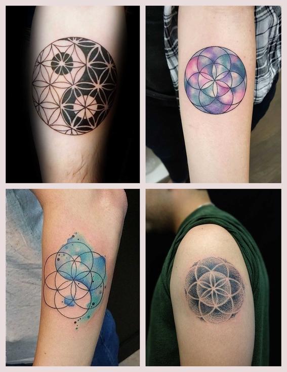 tatuajes geometricos 4