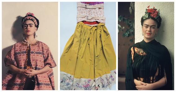 la verdad oculta detras de la moda de frida kahlo 9