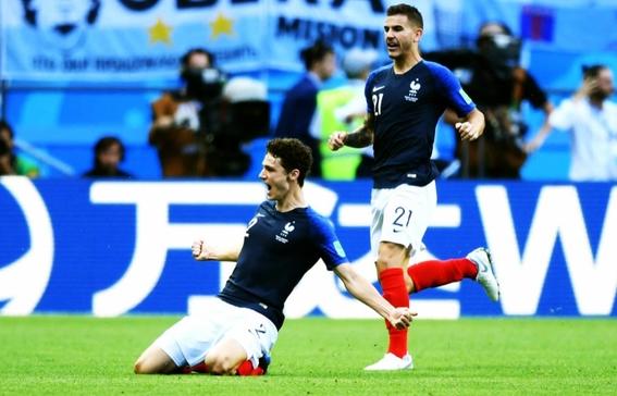 francia elimina a argentina y pasa a cuartos de final en el mundial de rusia 2
