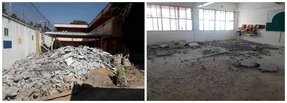fotos de las escuelas publicas despues del 19s 4