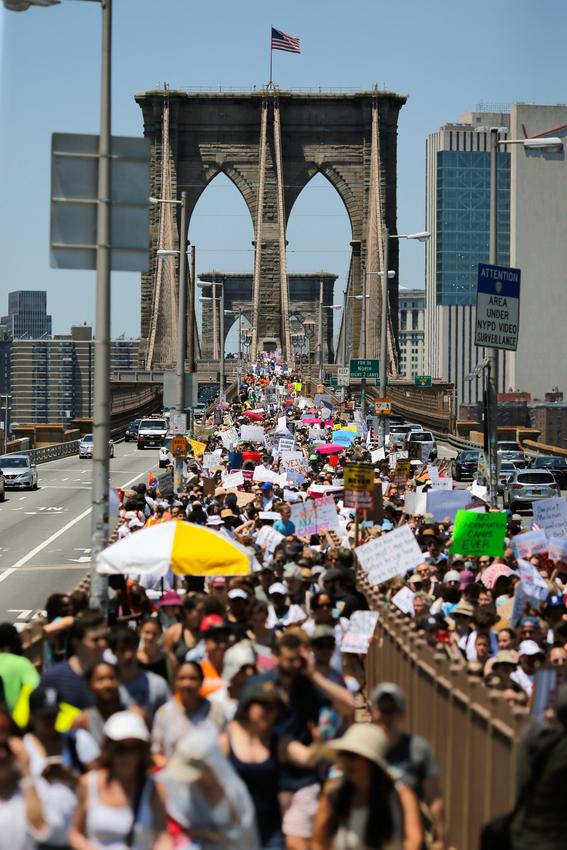 protestas por familias inmigrantes 2