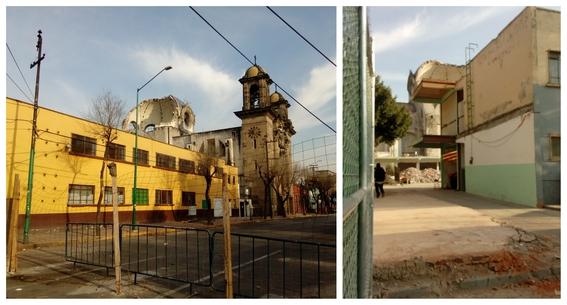 fotos de las escuelas publicas despues del 19s 10