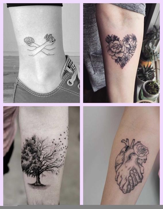 tatuajes que querras hacerte si acabas de superar una gran perdida 2