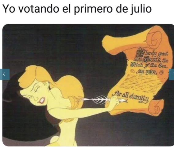 memes de las elecciones en mexico 6