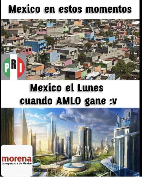 memes de las elecciones en mexico 14