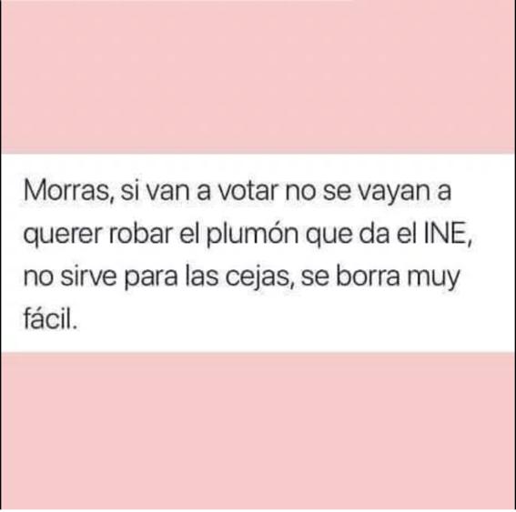 memes de las elecciones en mexico 16