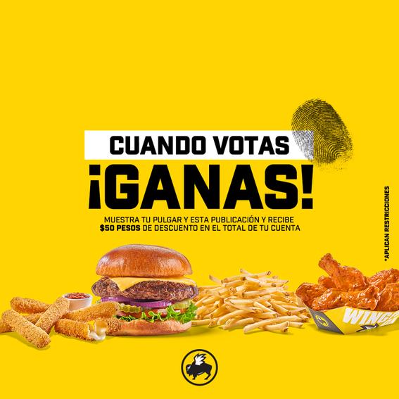 promociones por votar 9